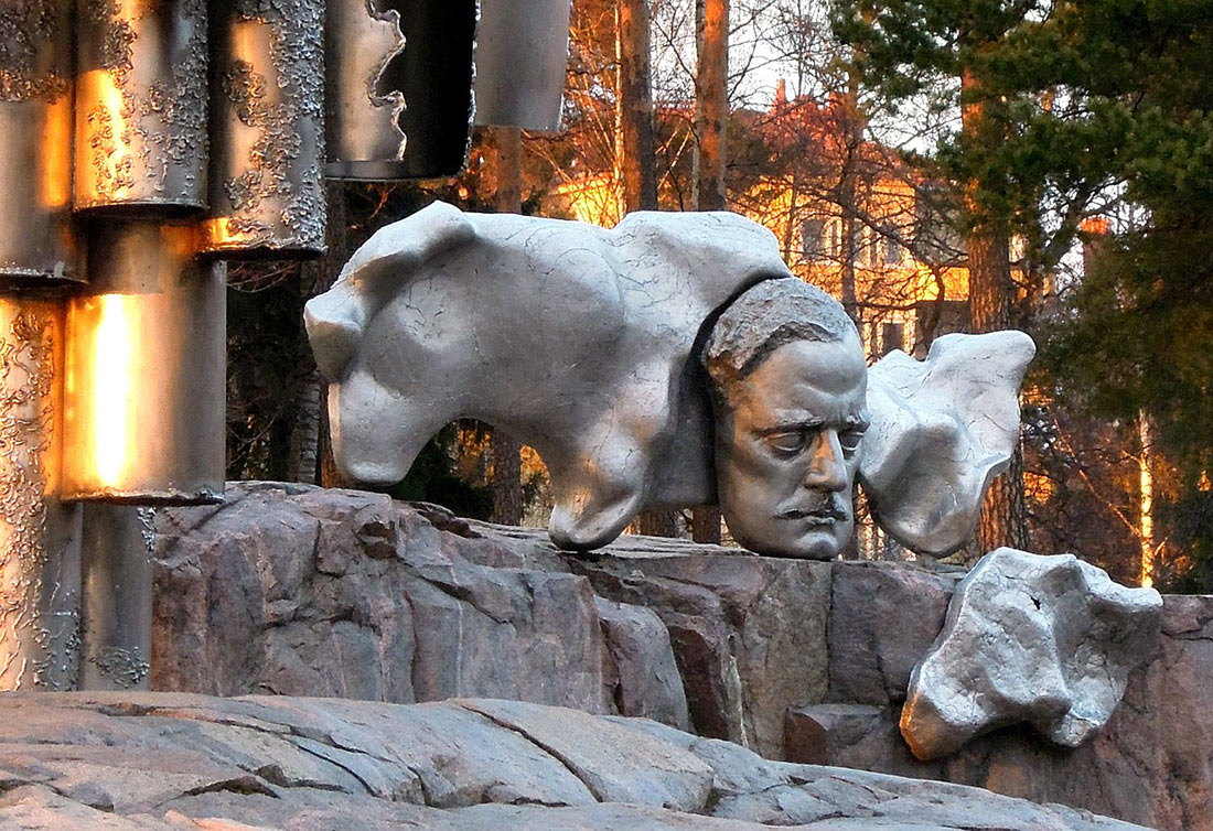 Пам'ятник Сібеліусу