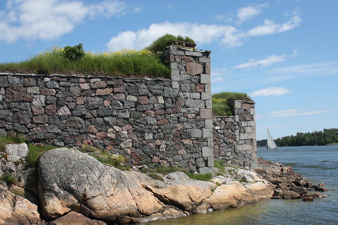 Морська фортеця Суоменлінна